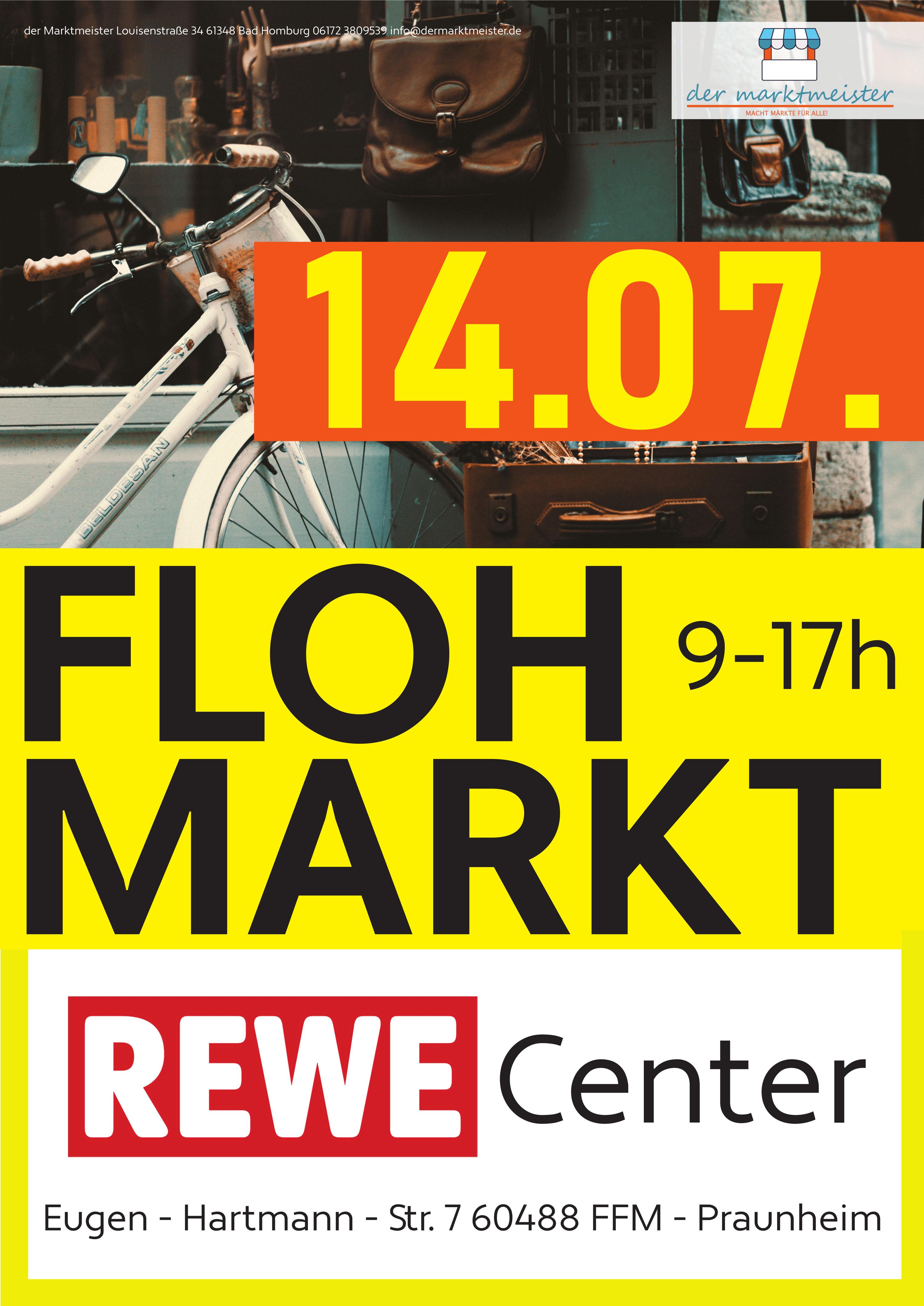 Frankfurt Flohmarkt Termine 2021